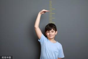 10岁女孩一年身高猛蹿近10厘米