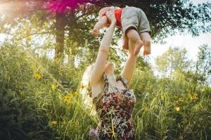 当妈之路不容易,倍恩喜女神粉为妈妈添活力